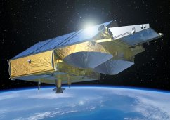 The Cryosat satellite