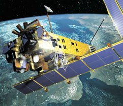 The European Space Agency's Envisat satellite