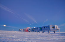 British Antarctic Survey's (BAS) Halley VI Research Station