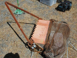 Lawnmower box