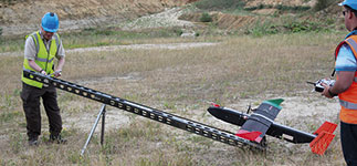 The world's first drone-based in-situ precision measurement of CO2 concentrations