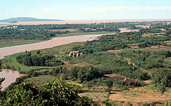 Lake Tana and the Blue Nile
